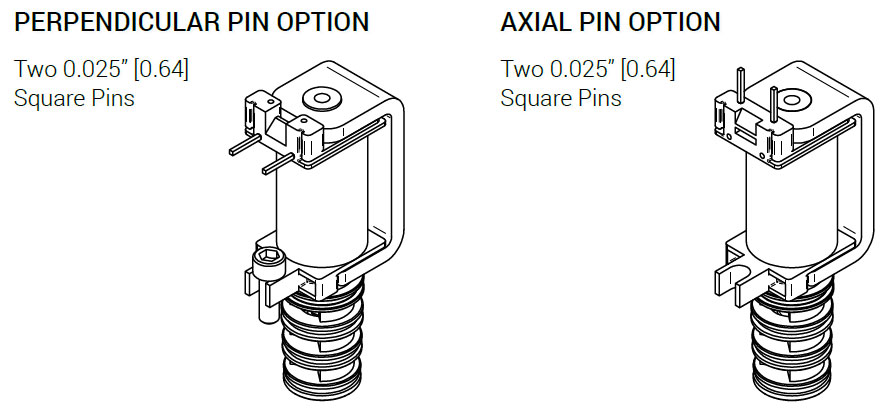 CSV 10mm Pin-Optionen